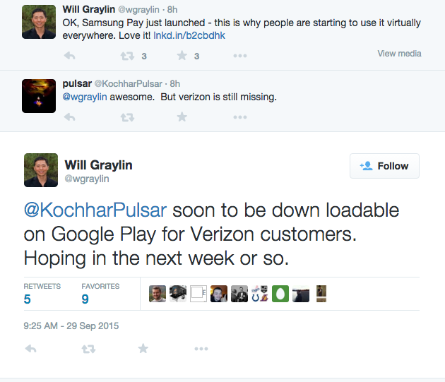 Will_Graylin_on_Twitter____KochharPulsar_soon_to_be_down_loadable_on_Google_Play_for_Verizon_customers__Hoping_in_the_next_week_or_so__