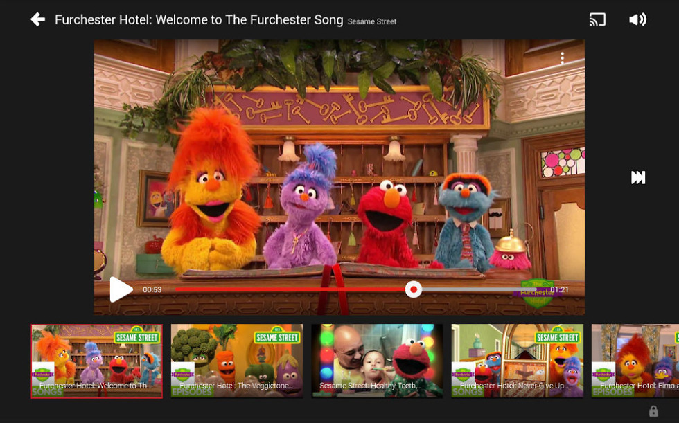 YouTube Kids App Receives Chromecast Support Via Update – Droid Life