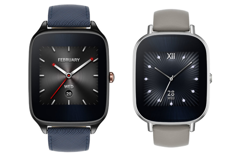 ASUS ZenWatch 2 Coming to Europe in October for €149 ...