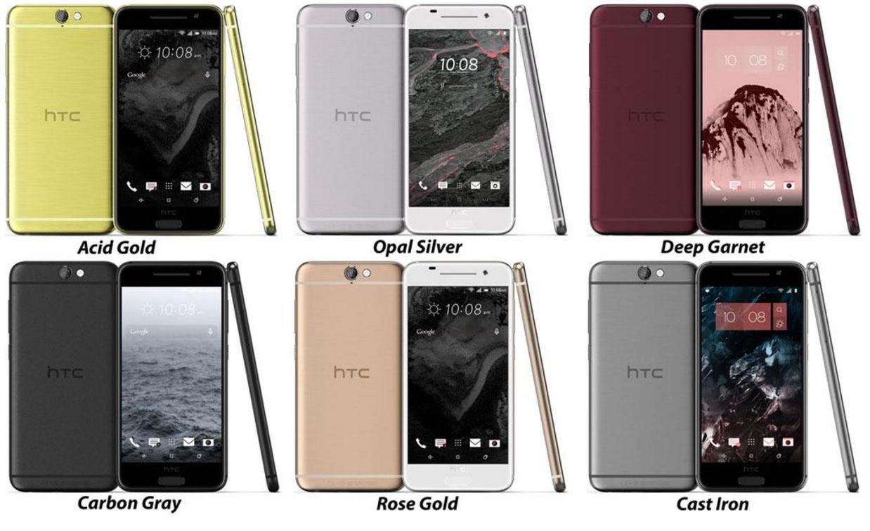 htc aero iphone clone
