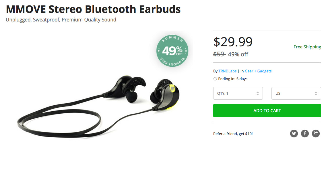 mmove bluetooth buds