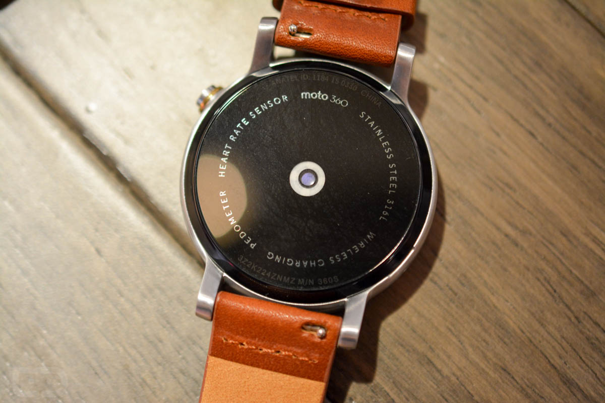 Moto 360 (2nd Gen) Quick Overview and Tour! – Droid Life
