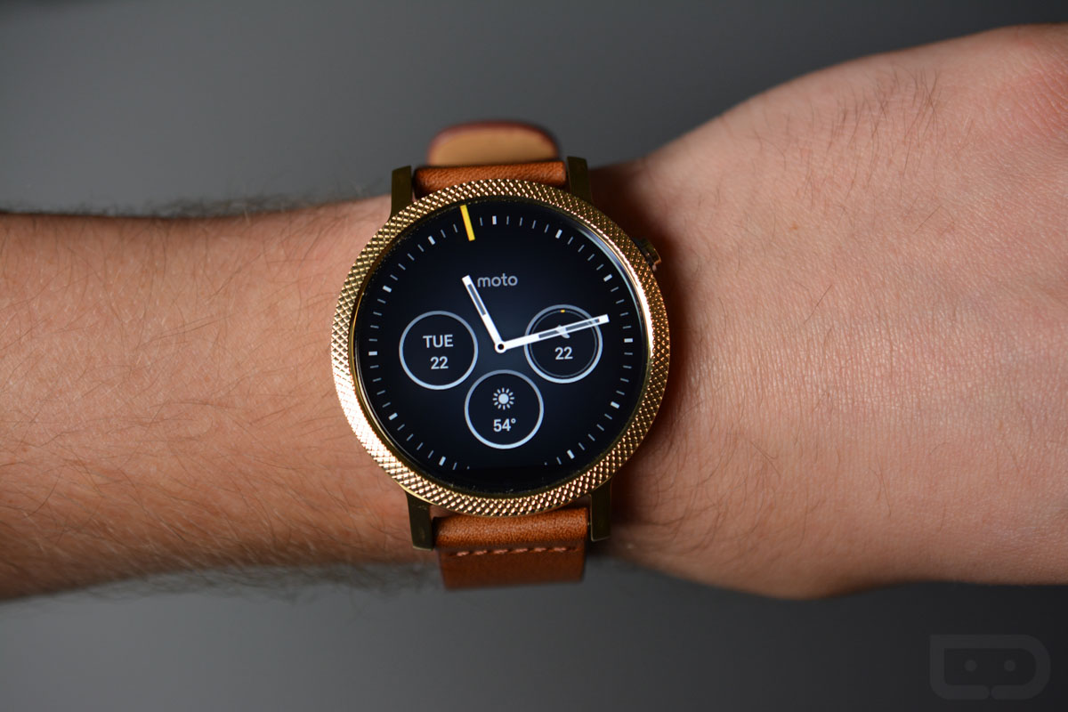 Moto 360 (2nd Gen) Unboxing and Tour! / IT news / Блоги о ...