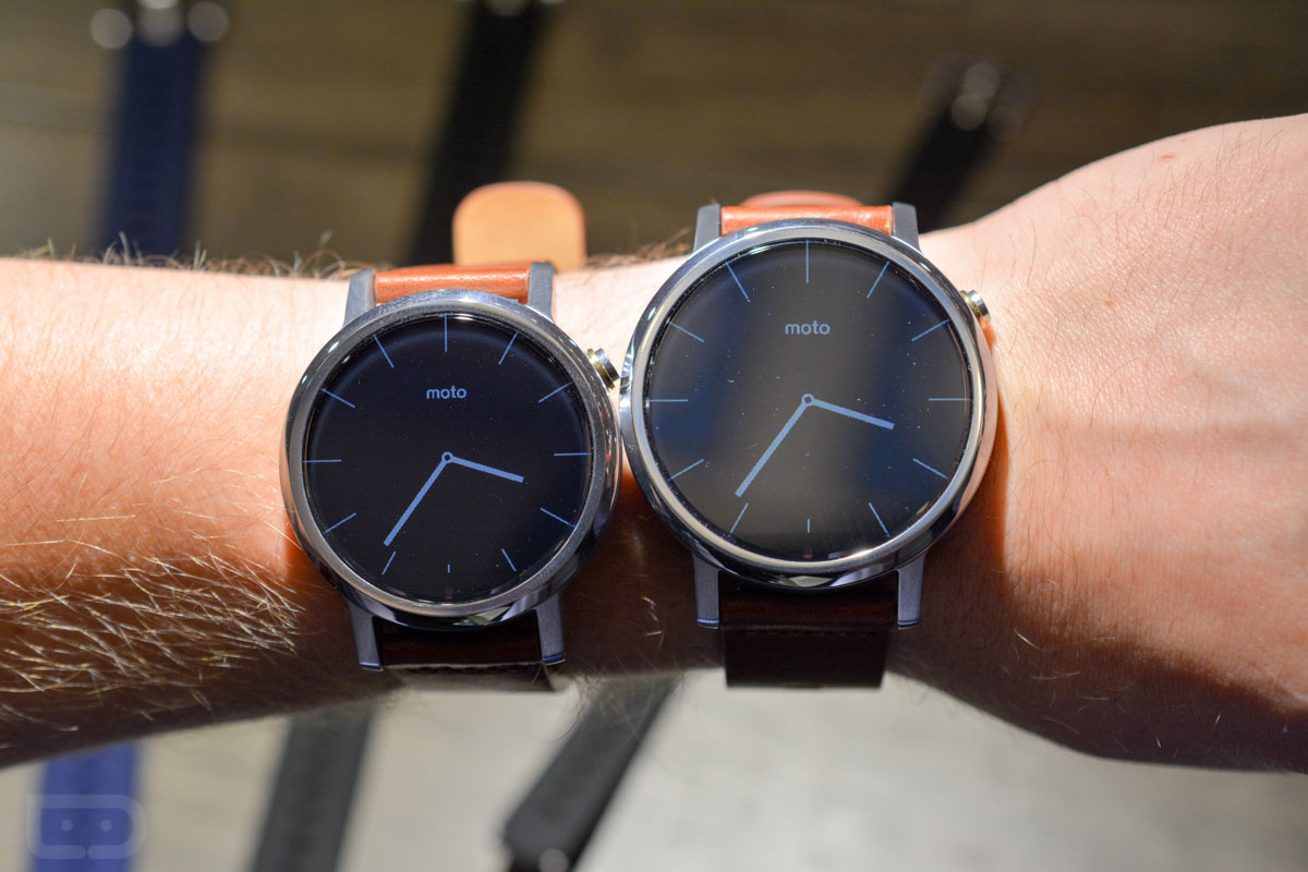 Moto 360 (2nd Gen) Quick Overview and Tour!