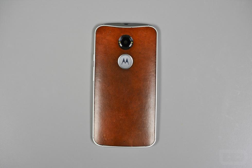 Moto X Leather