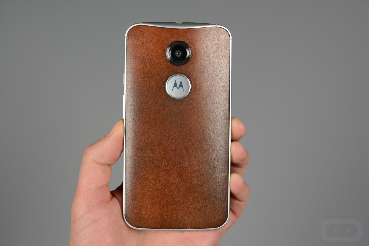 moto x leather