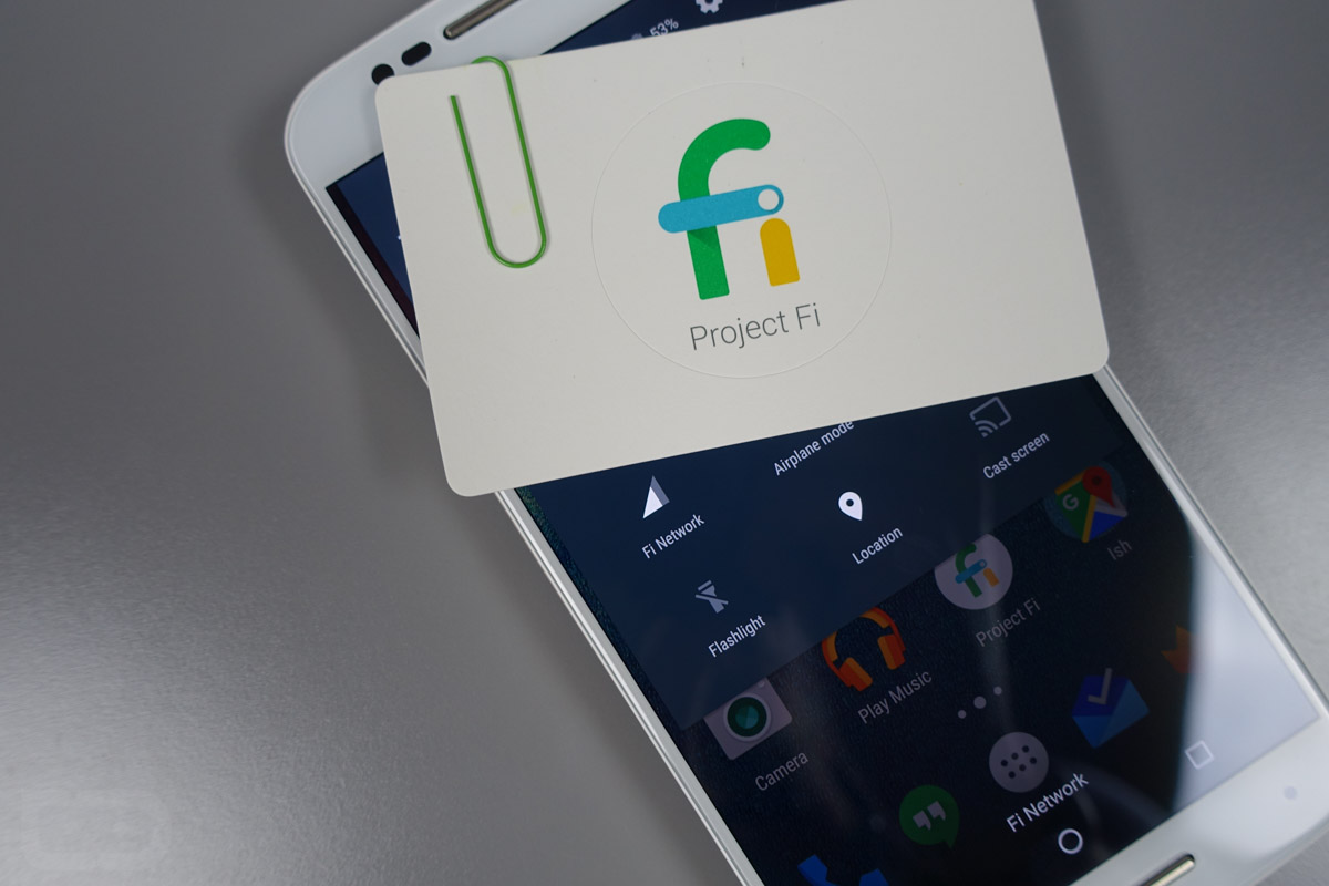 moto x pure edition project fi