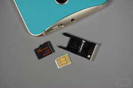 moto x pure sim sd card