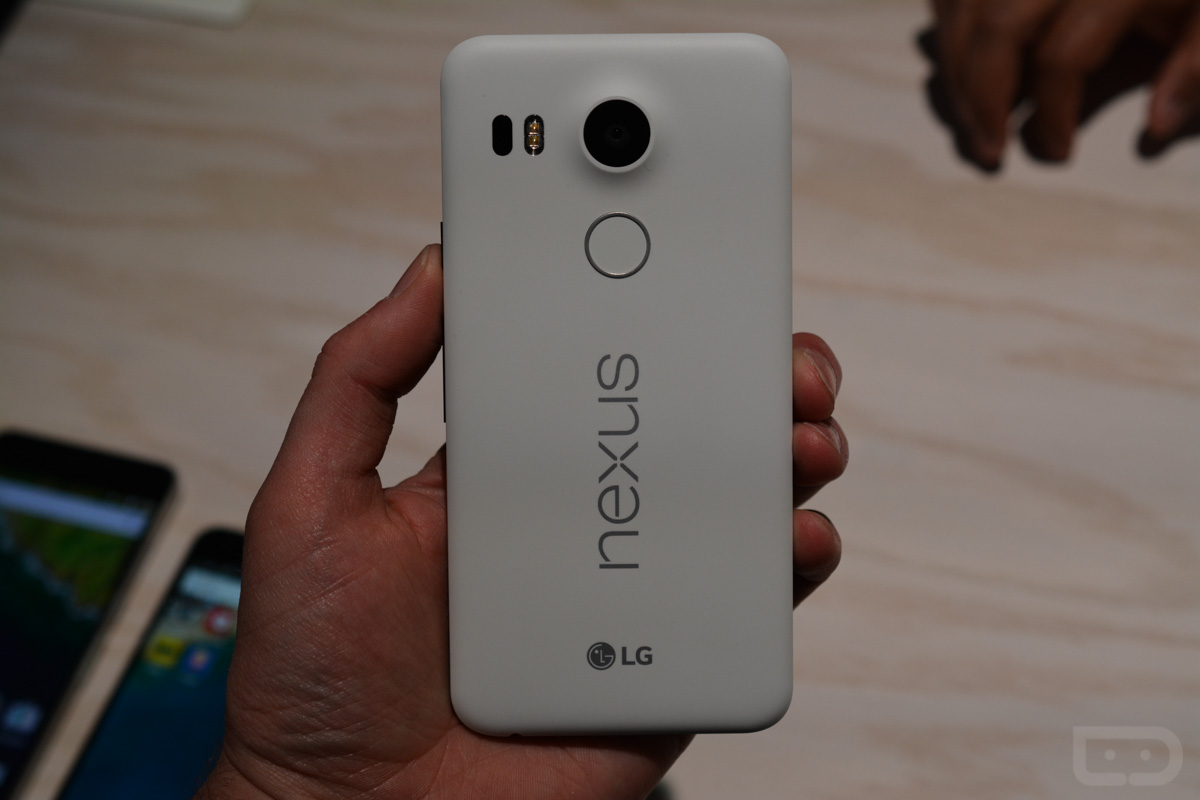 nexus 5x usb type-c