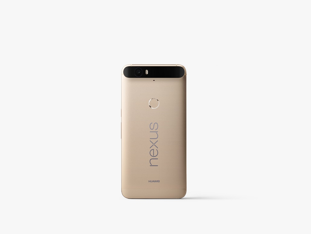 Google's gold Nexus 6P is pretty pretty (exclusive hands-on)