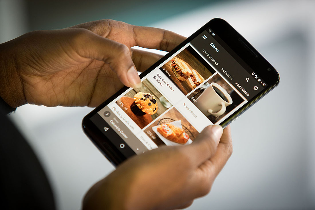 Starbucks Mobile Order And Pay Available To All On Android