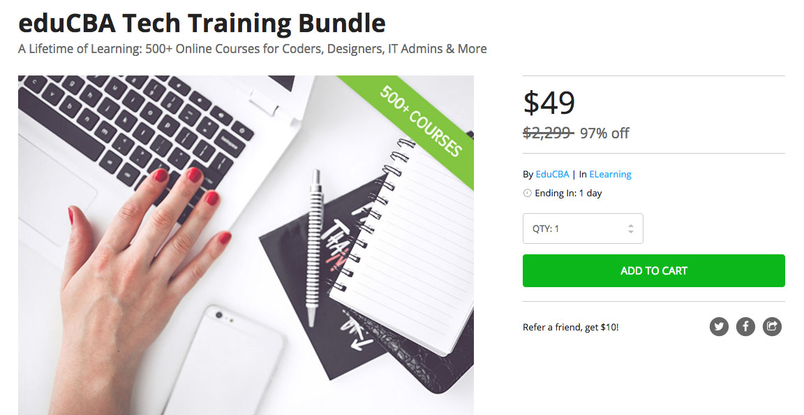 tech training bundle