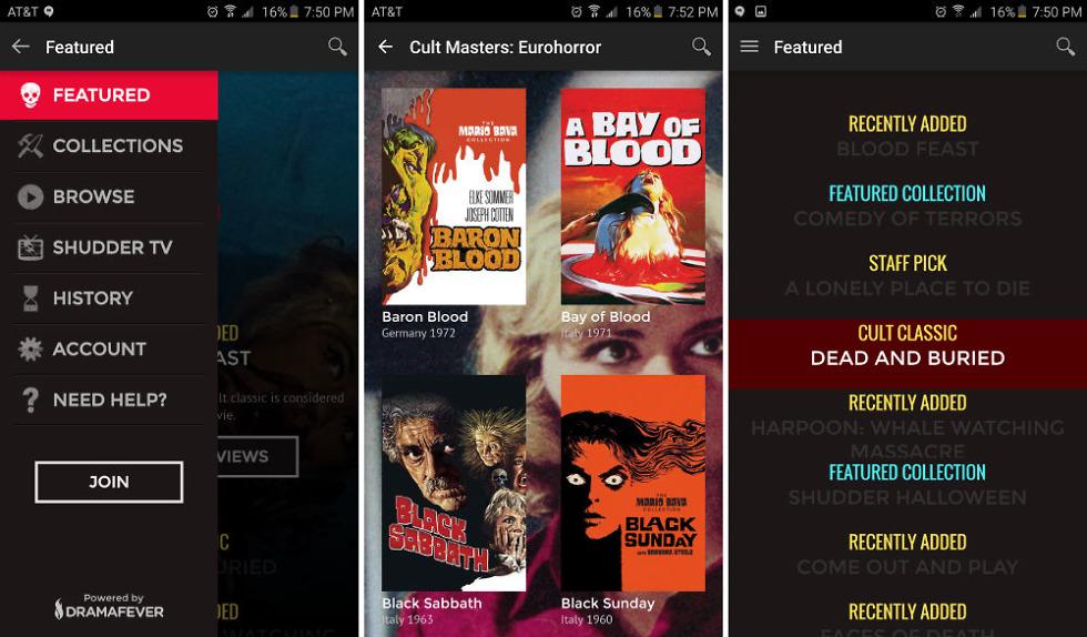 Shudder Service is Netflix, if Netflix was Just Horror Movies