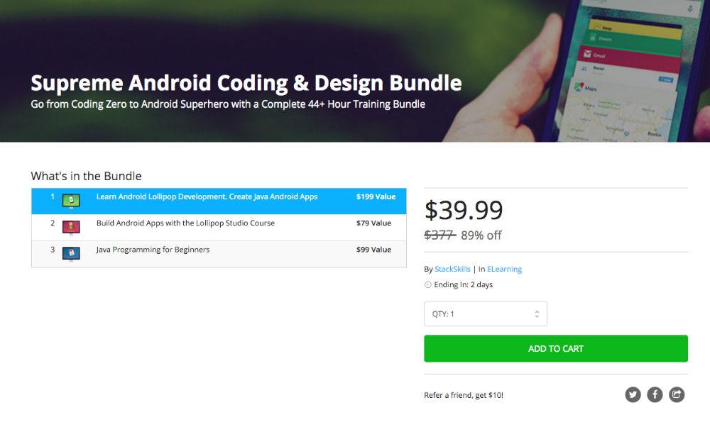 Supreme_Android_Coding___Design_Bundle___DroidLife_Deals