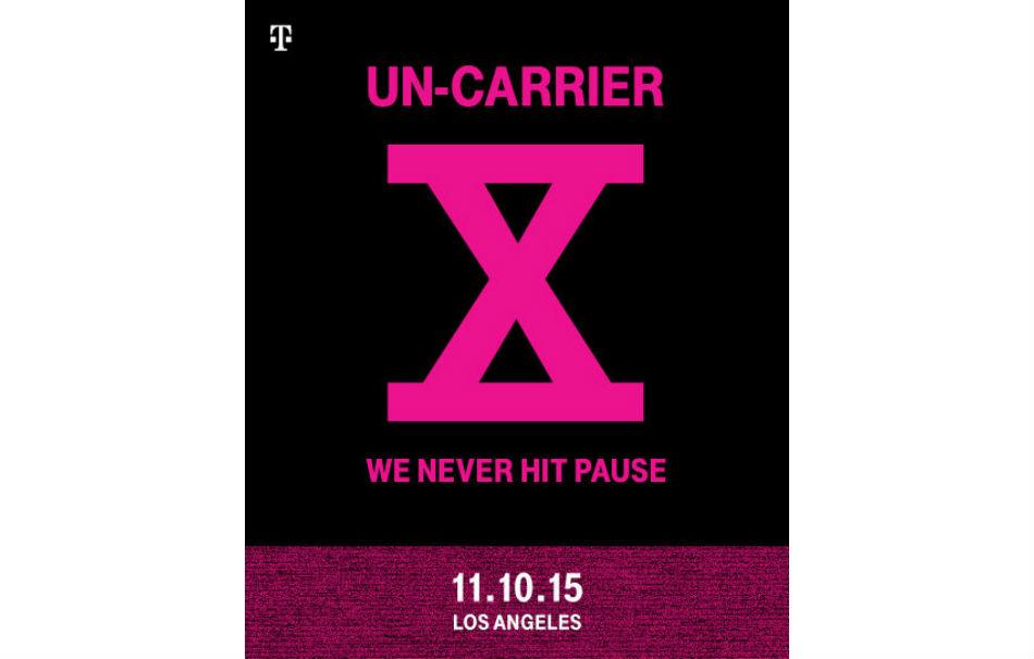 UnCarrier X