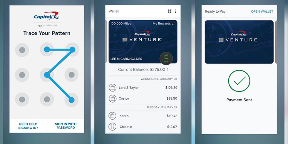 Capital One Wallet Now Does NFC Payments – Droid Life