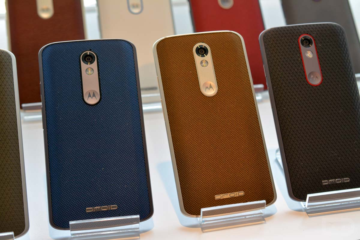 droid turbo 2 colors