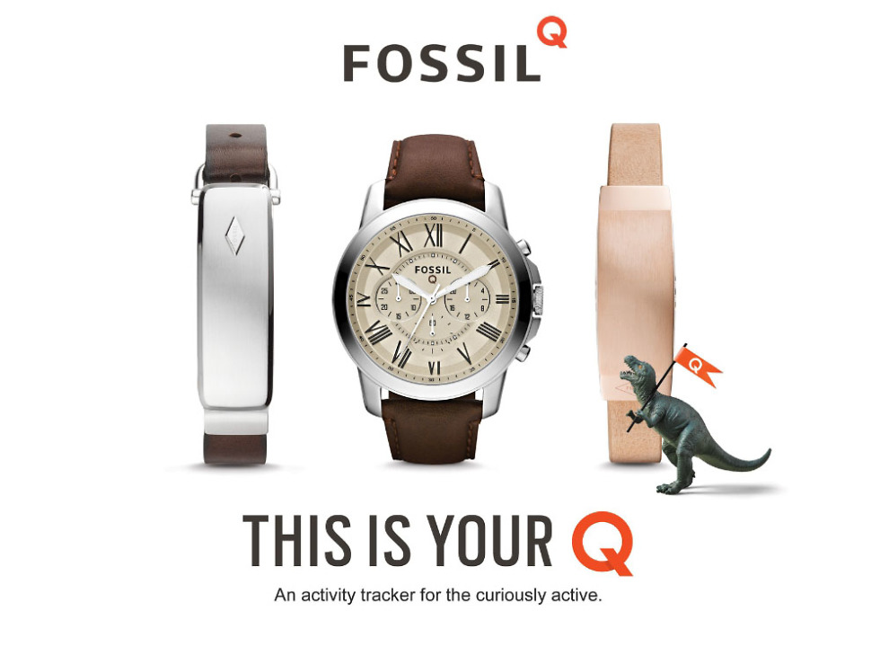 Fossil Announces Q Founder, Its First Android Wear