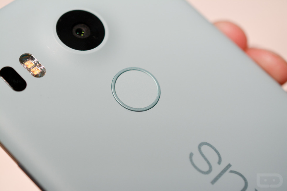 Forget Home Button Fingerprint Scanners, It's All About