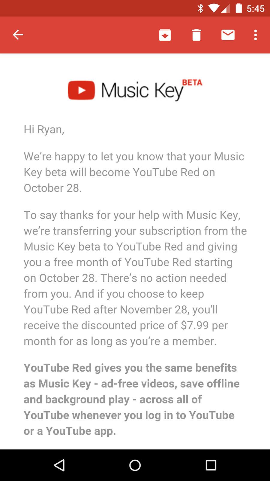 music key promo free
