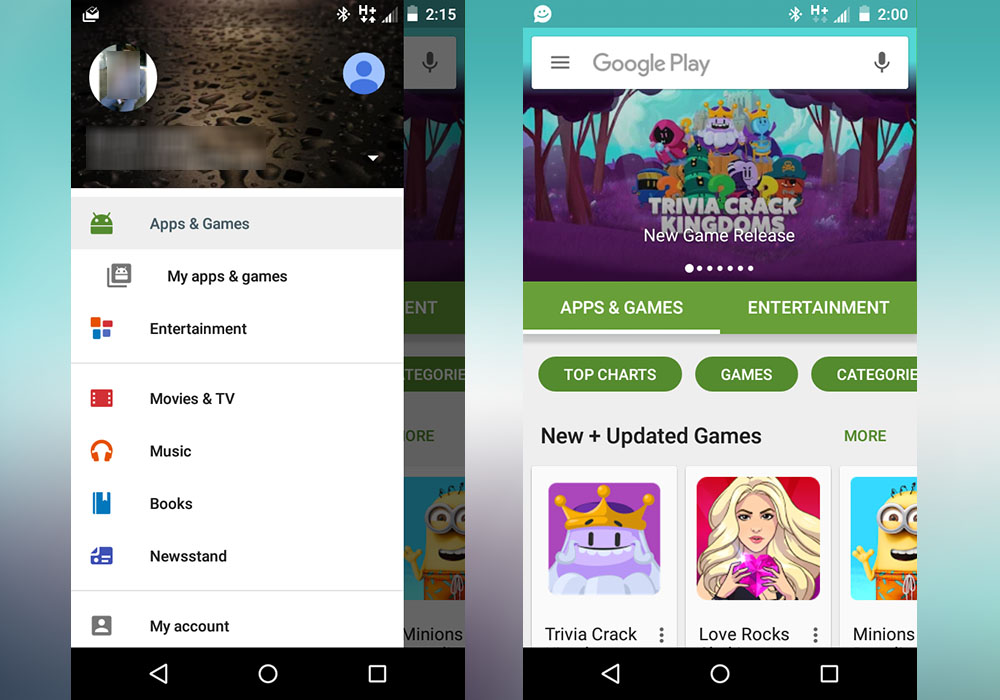 new google play2