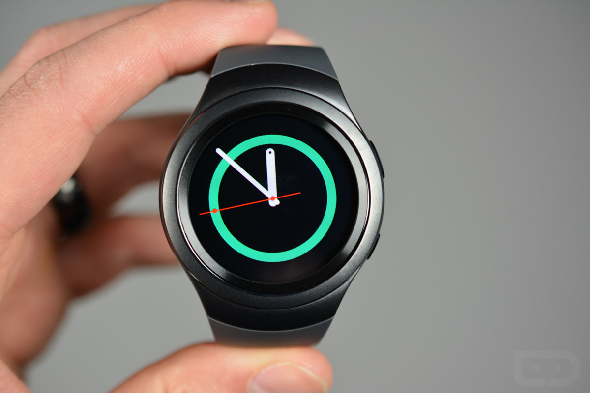 samsung gear s2 update adds new watch face apps emoji in. Black Bedroom Furniture Sets. Home Design Ideas