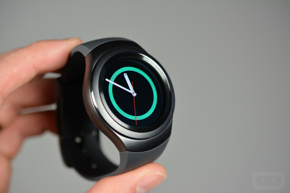 samsung gear s2 unboxing