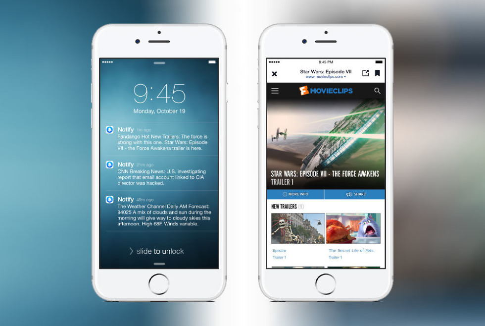 Facebook Intros Notify App, Currently Available Only for iOS – Droid