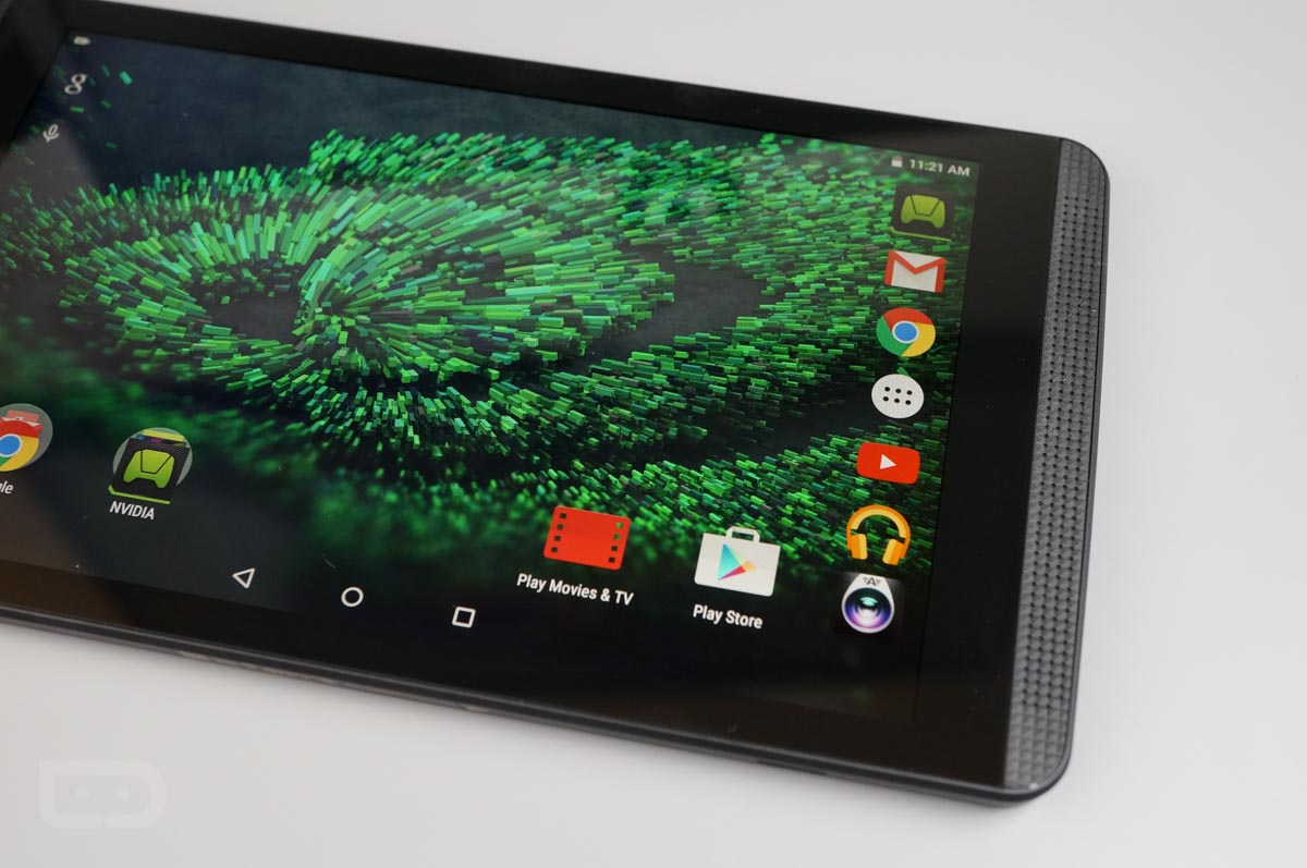 Update Now Available for NVIDIA SHIELD Tablet K1 | Droid Life