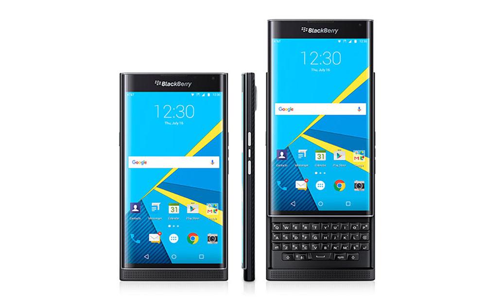 blackberry priv att