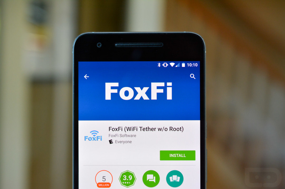 FoxFi has Stopped Working With Verizon (Updated: It's Back