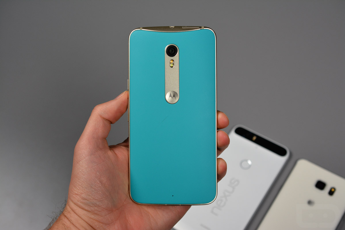 moto x pure edition vs