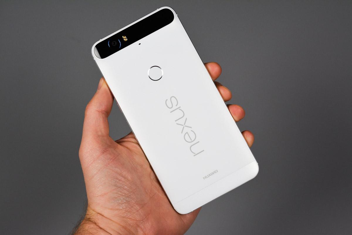 nexus 6p white