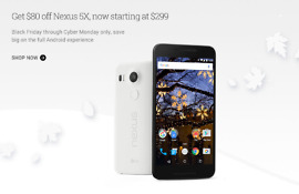 nexus 5x deal