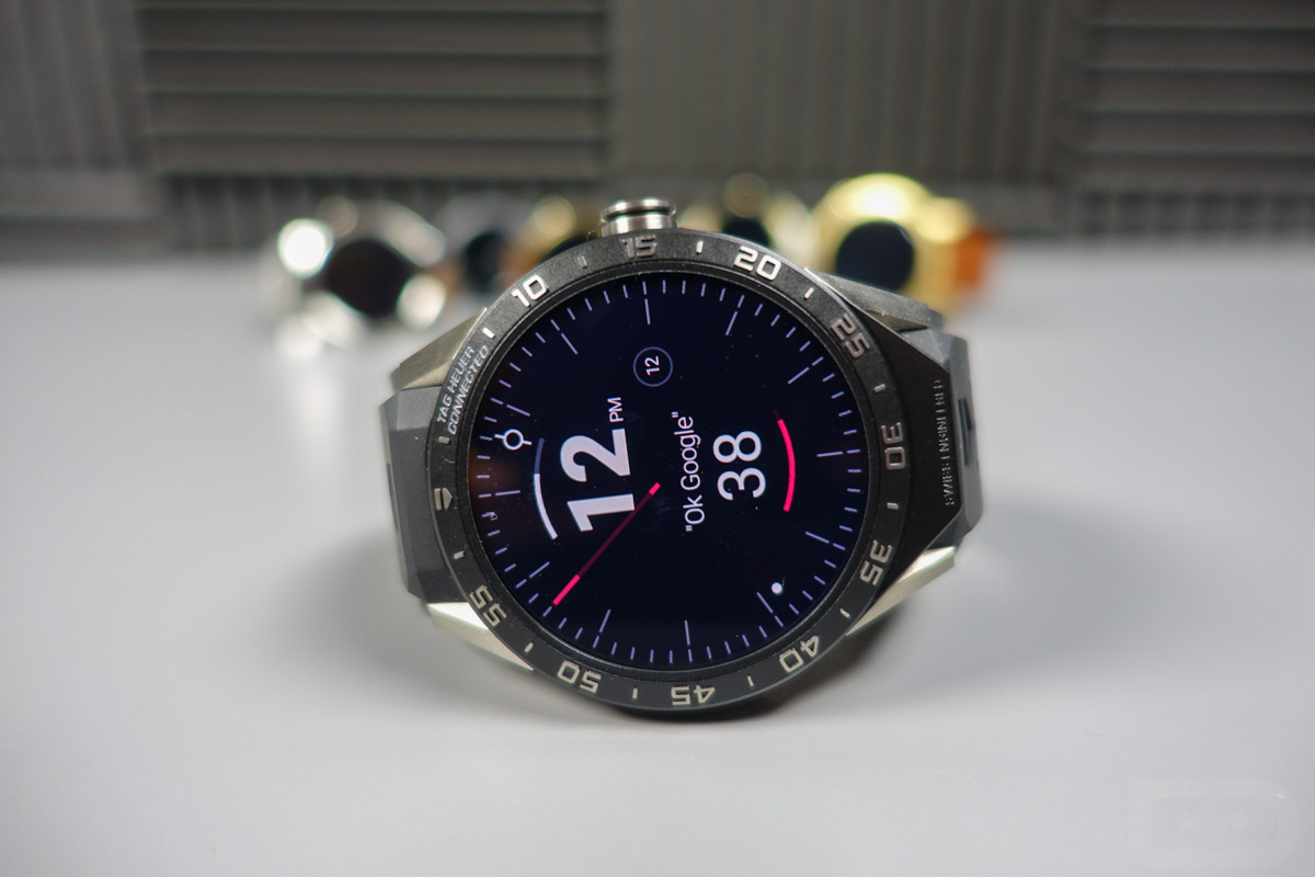 tag heuer connected comparison
