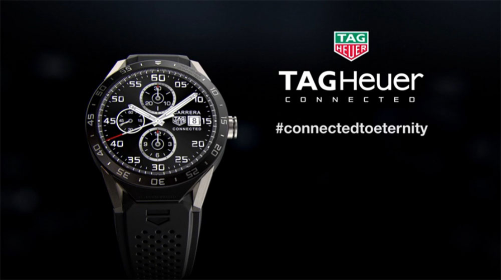 Here Is The 1500 TAG Heuer Connected Smartwatch Updated