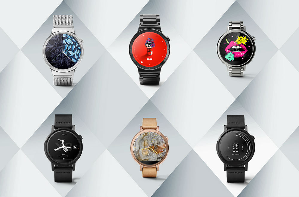 Android Wear Designer Faces