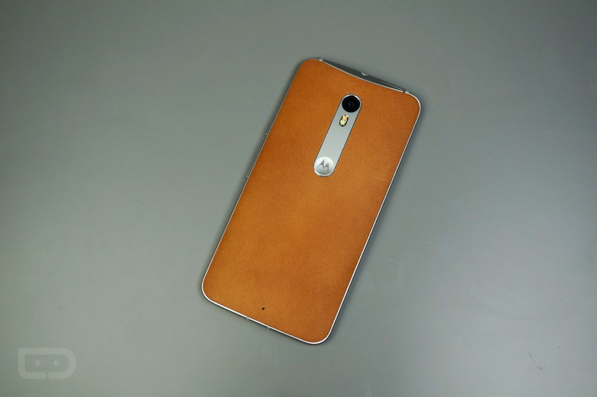 Moto X Pure Edition Leather