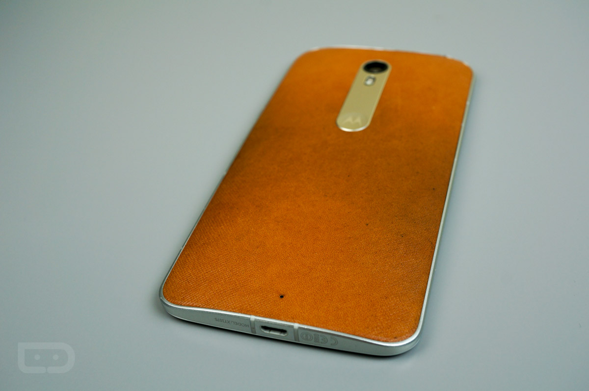 Moto X Pure Edition Leather-11