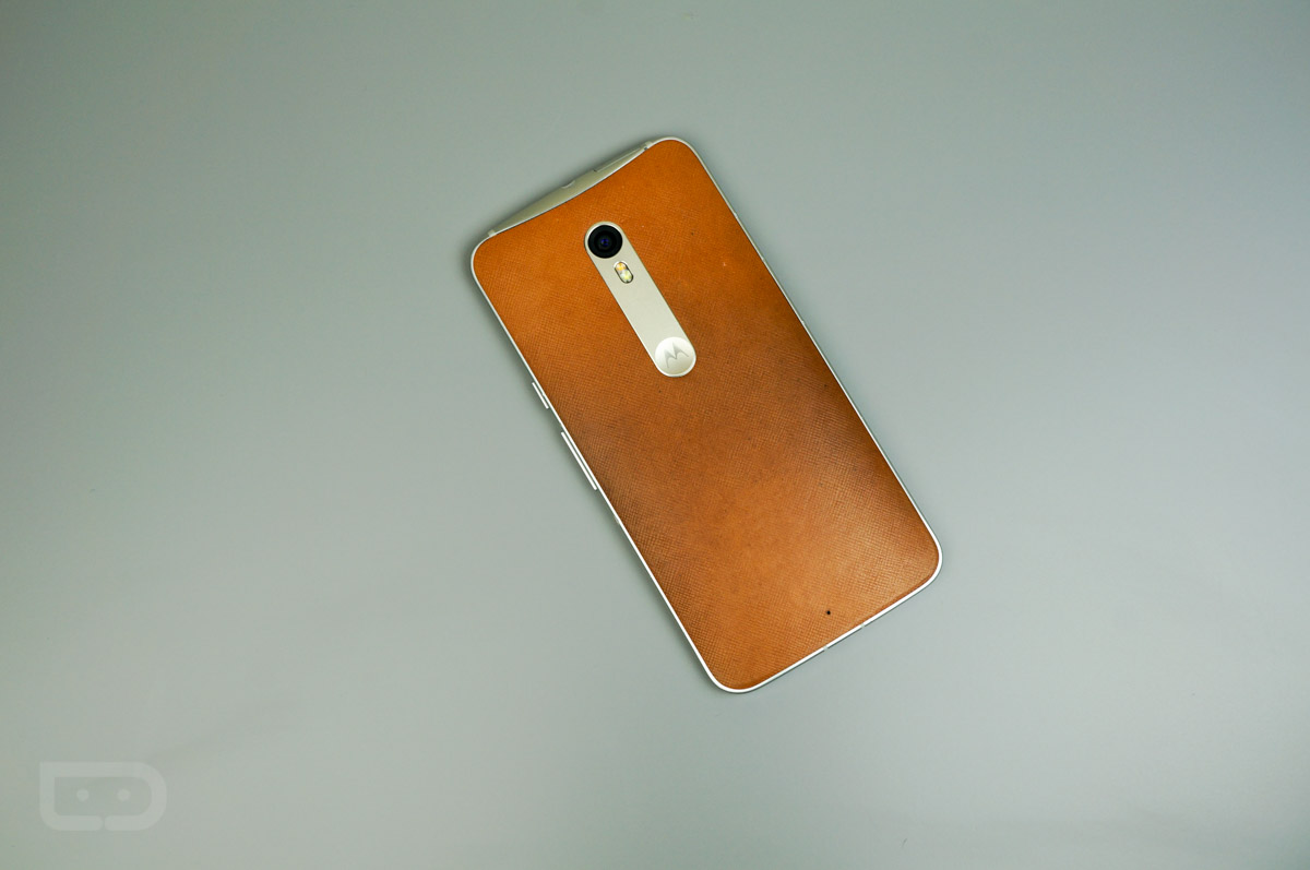 Moto X Pure Edition Leather-16