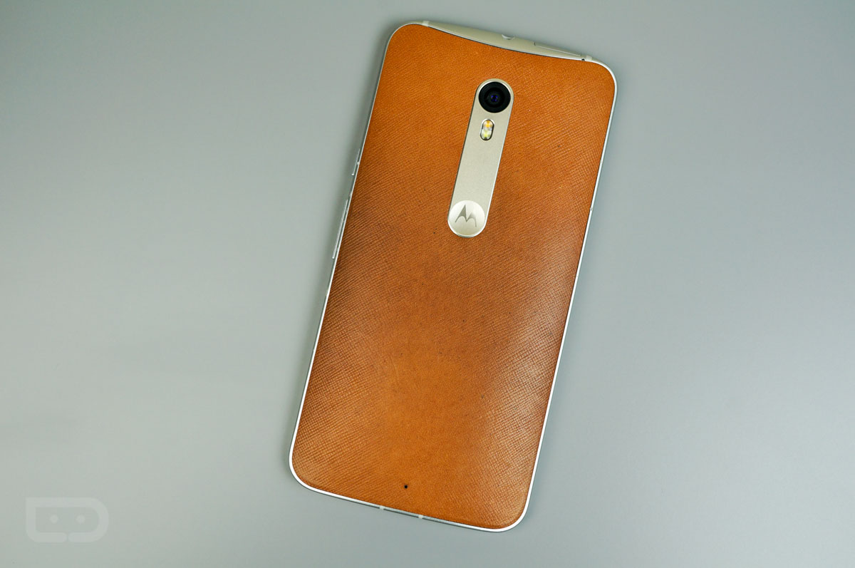 Moto X Pure Edition Leather-7
