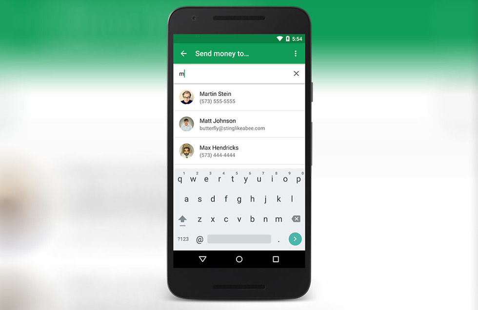 Google Wallet Now Lets You Send Money Through a Phone Number – Droid