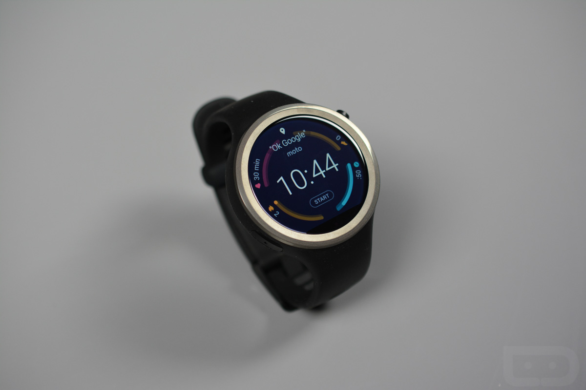 Moto 360 sport review droid life - Image moto sportive ...