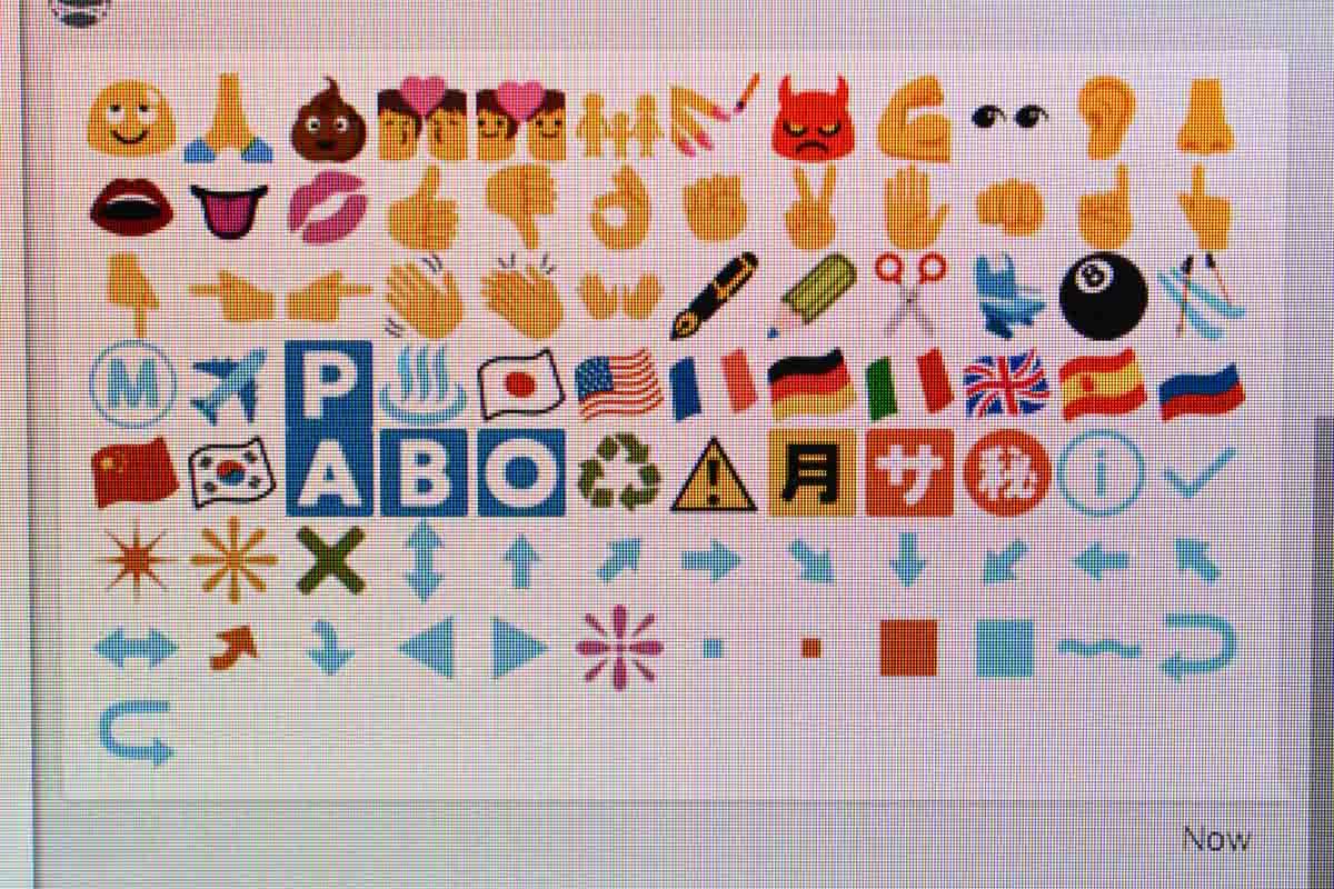 Emoji Font Ttf