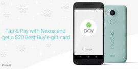 nexus best buy card