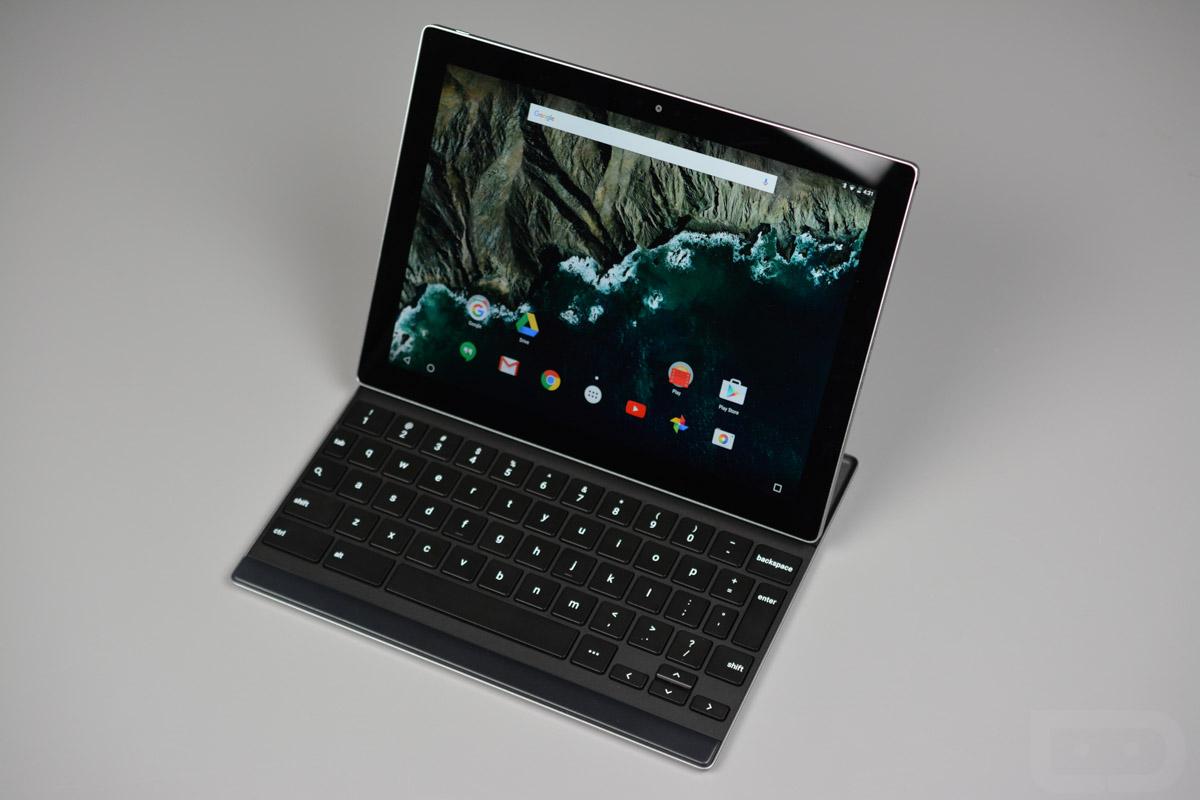 pixel c unboxing