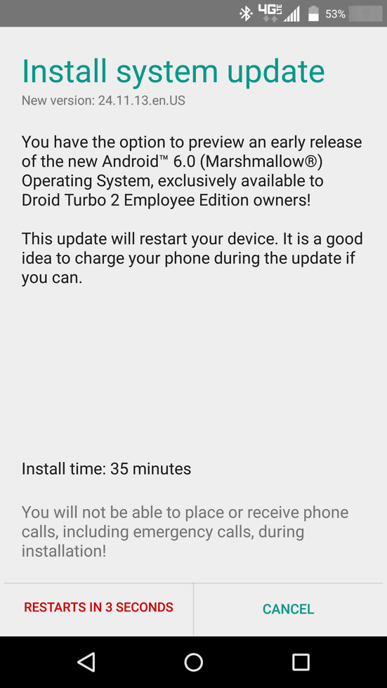 droid turbo 2 marshmallow