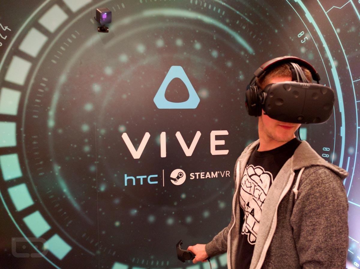 HTC Vive-7