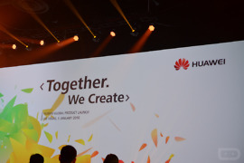 HUAWEI CES 2016-2