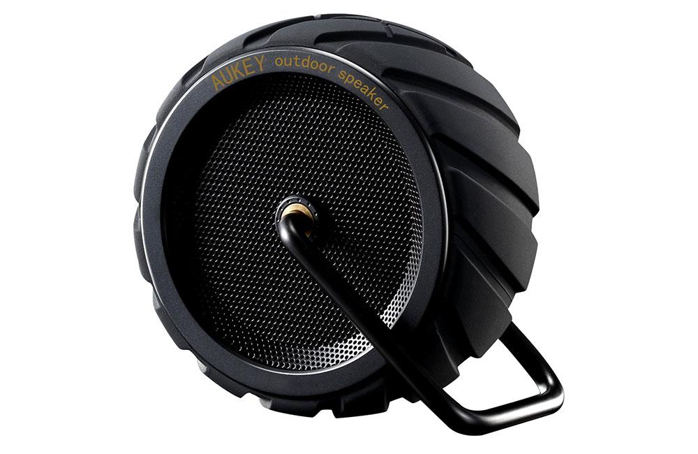 aukey outdoor speaker deal